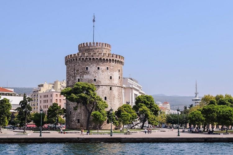 Greckie Saloniki
